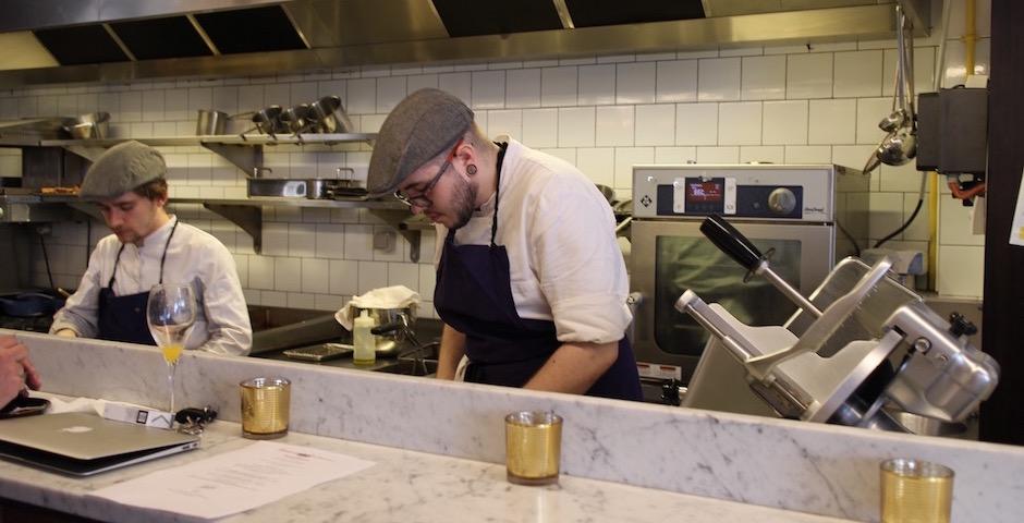 cuisine ouverte - Brunch d'amour Merguez et Pastrami