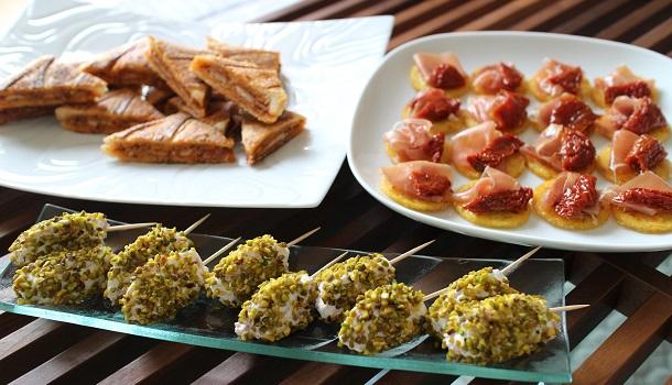 Idée Repas Italien Apéritif italien autour du jambon de Parme   My Beautiful DinnerMy