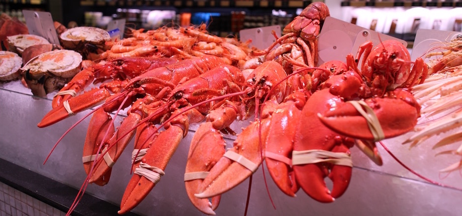 la poissonnerie - Découverte la nouvelle grande épicerie de Paris