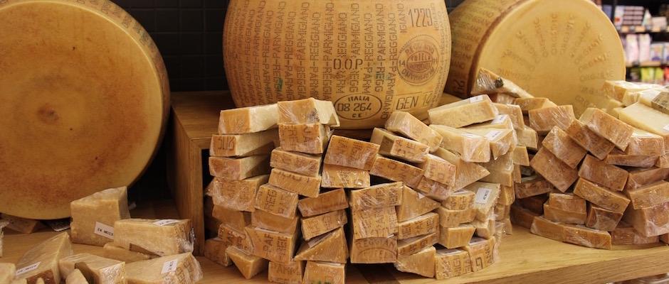 parmesan rive gauche - Découverte la nouvelle grande épicerie de Paris