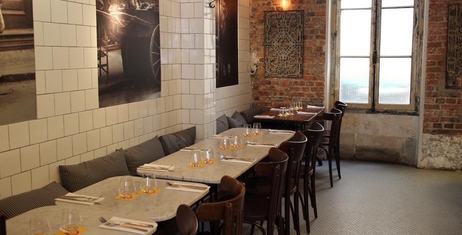 salle du restaurant - Brunch d'amour Merguez et Pastrami