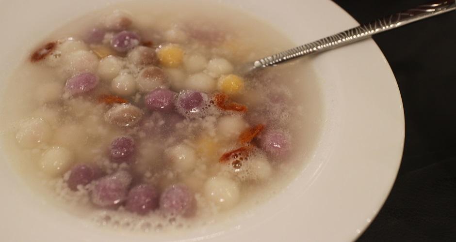 boulettes de riz gluant - Restaurant Les Saveurs du Sichuan