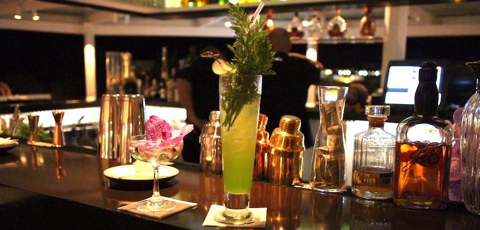 cocktails - Voyage foodie à Saint Barth