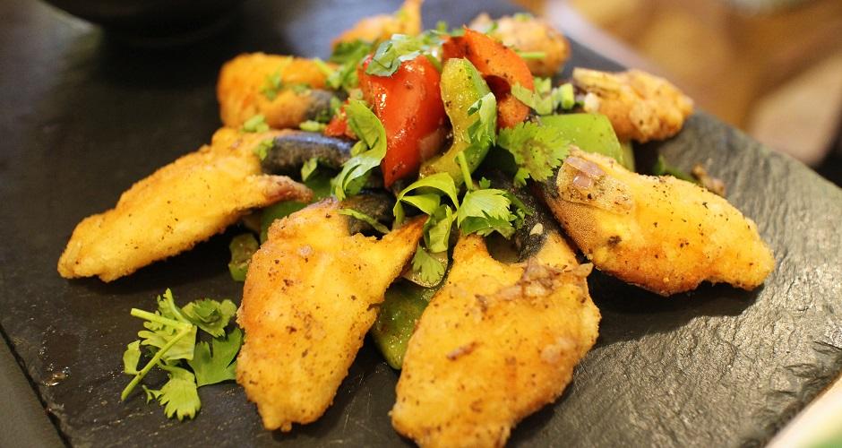 pinces de tourteau - Restaurant Les Saveurs du Sichuan