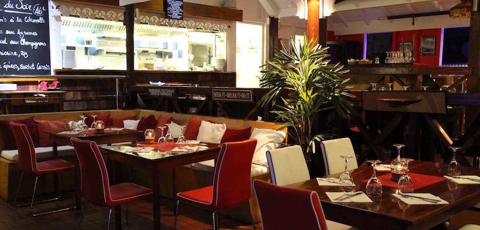 pipiri palace - Voyage foodie à Saint Barth