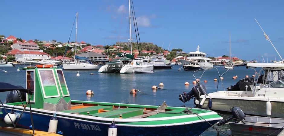 yatchs et bateaux - Voyage foodie à Saint Barth