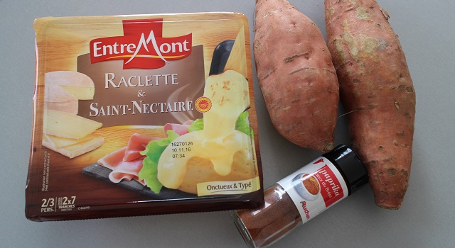 ingredients-raclette-sans-appareil-raclette-de-patate-douce