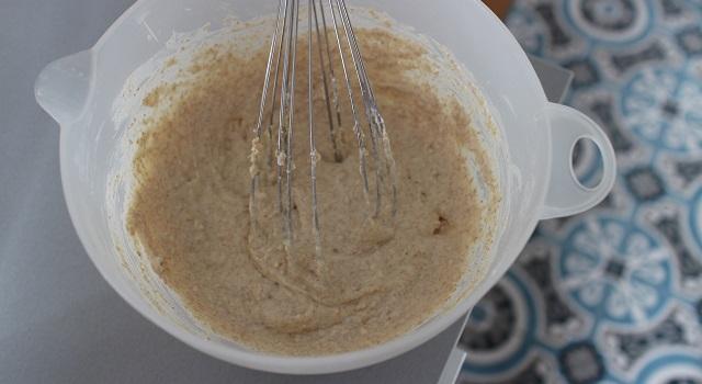 détendre avec le lait d'amande - pancakes-healthy-proteines
