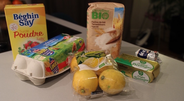 ingrédients la-tarte-au-citron-meringuee