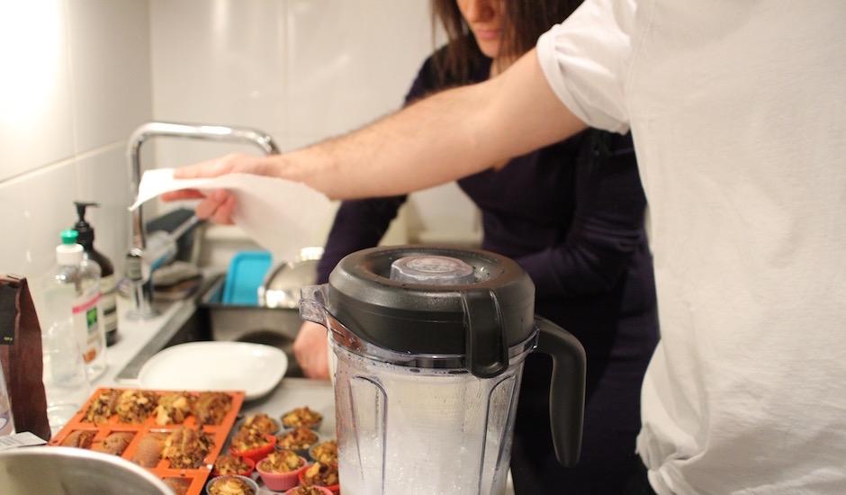 mouvement en cuisine - Moi Chef - Qui sera le Chef