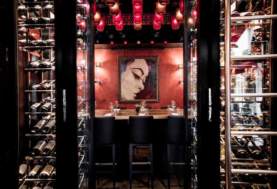 room wine - buddha-bar-hotel-paris-5-etoiles-et-start-up
