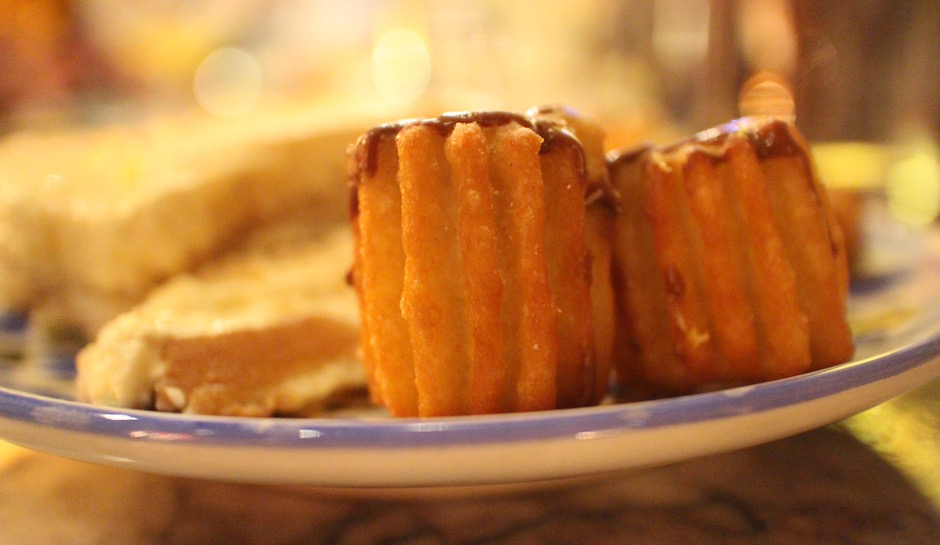churros d'almafi - Restaurant Pizzeria Popolare - Big Mama's party