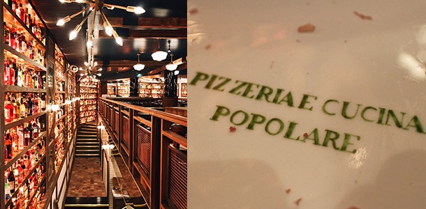 nouveau lieu tendance - Restaurant Pizzeria Popolare - Big Mama's party