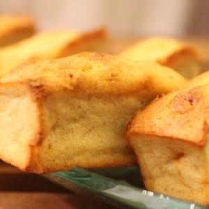 recette facile Ananas moelleux en gâteau
