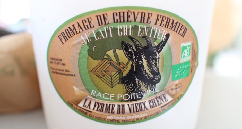 fromage frais sana lactose - Brunch terroirs d'avenir