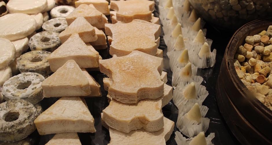 fromage français hexagone -Visite guidée des halles de Lyon Paul Bocuse