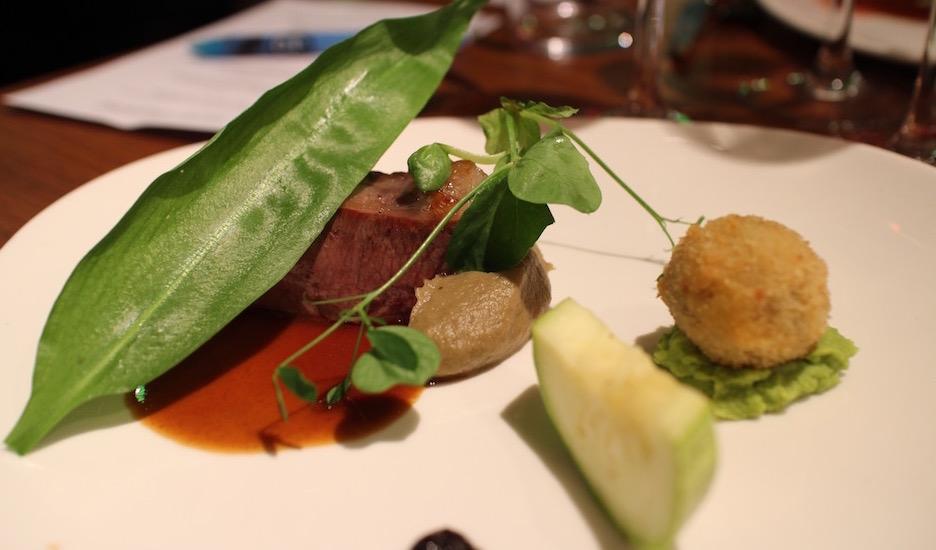 agneau - Restaurant Viola - carte italienne et vins naturels