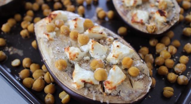 assaisonner avec du zaatar dukah - Veggie aubergine gourmande