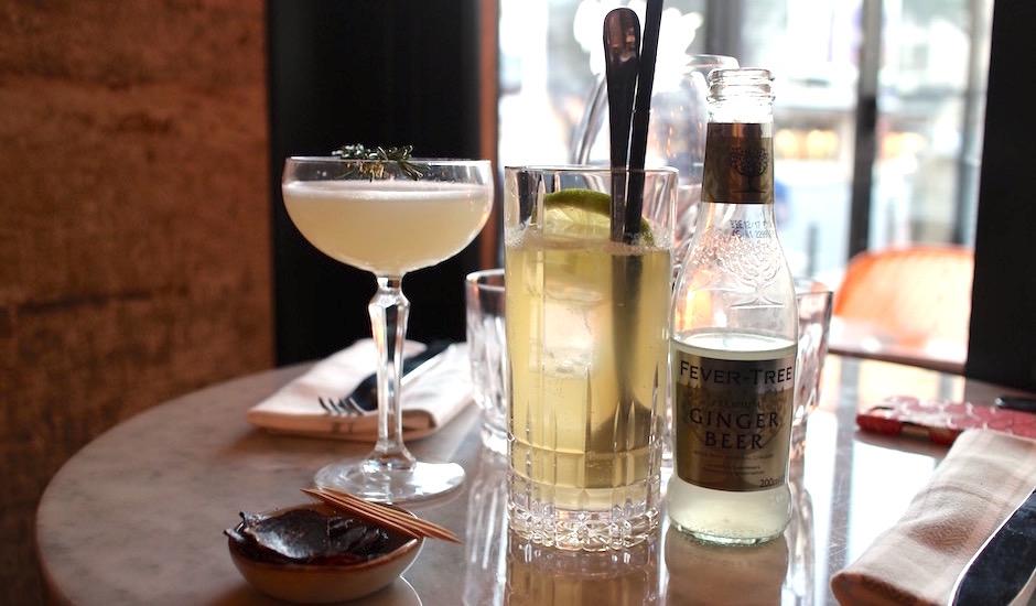 cocktails - Restaurant Les fauves - exotic chic à Montparnasse