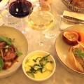 table généreuse et tendance - Restaurant Les fauves - exotic chic à Montparnasse