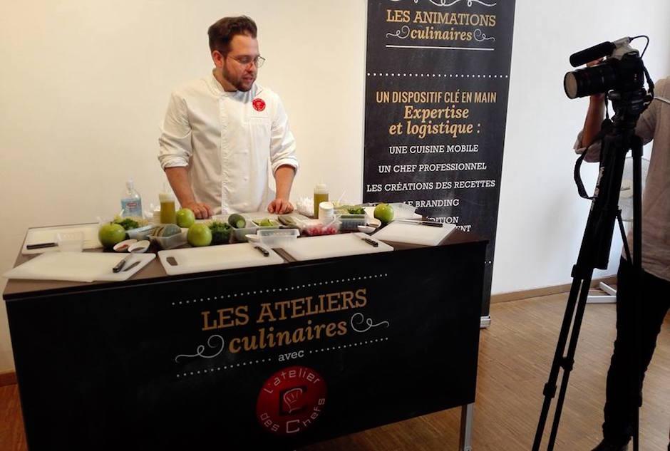 atelier culinaire - Festival Qué Gusto La gastronomie mexicaine à Paris