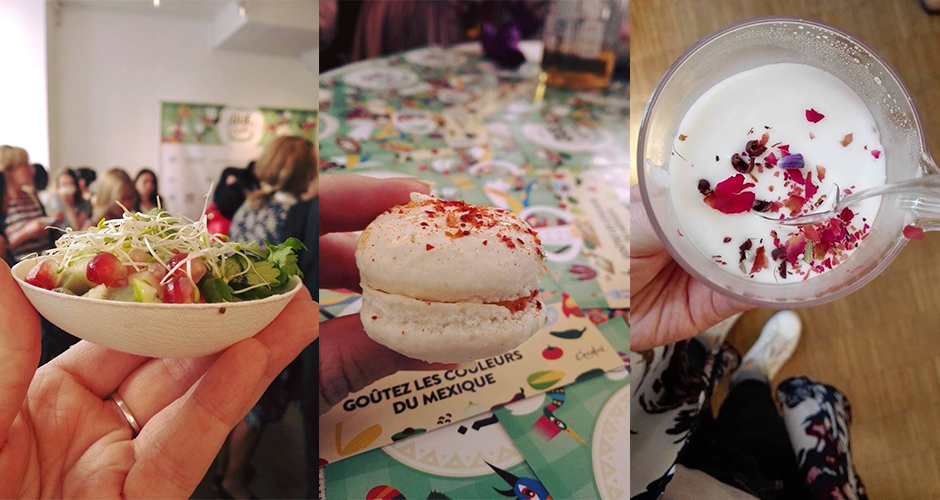 spécialités culinaires - - Festival Qué Gusto La gastronomie mexicaine à Paris