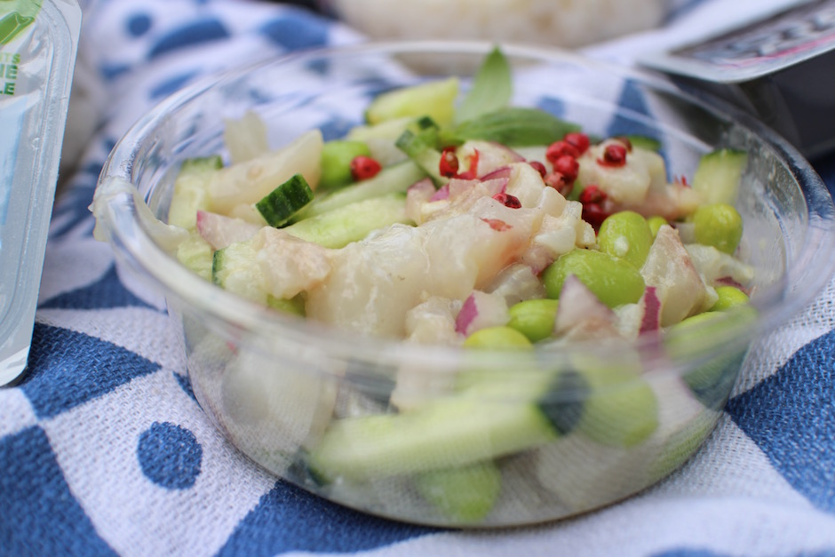 ceviche daurade - original tendance - My Beautiful PicNic