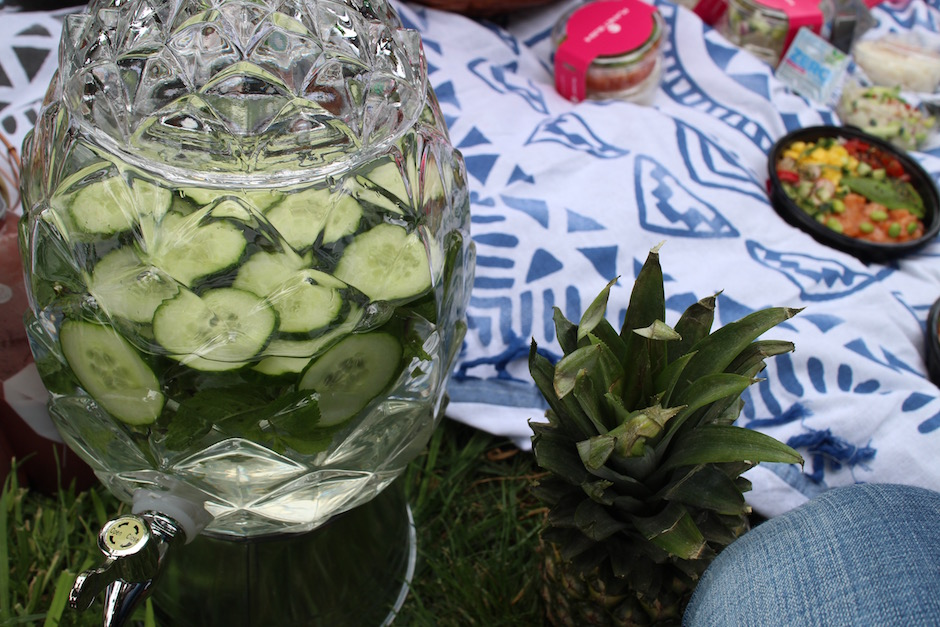 eau detox - original tendance - My Beautiful PicNic