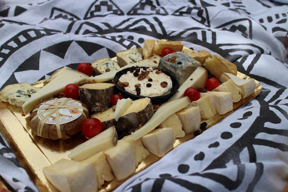 planche de fromages - original tendance - My Beautiful PicNic