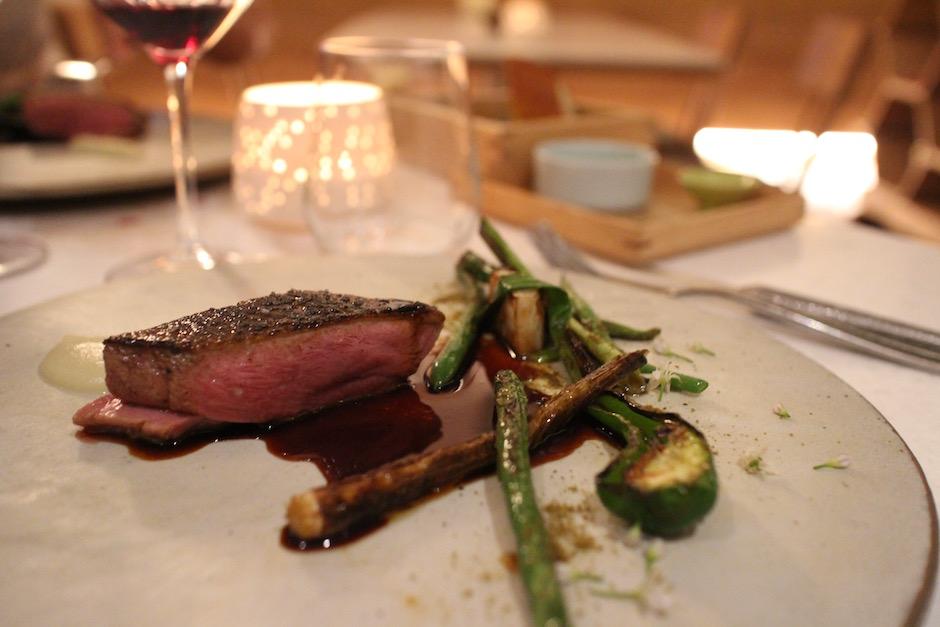canette de challans - Restaurant ERH - la gastronomie française vibre sous l'inspiration japonaise