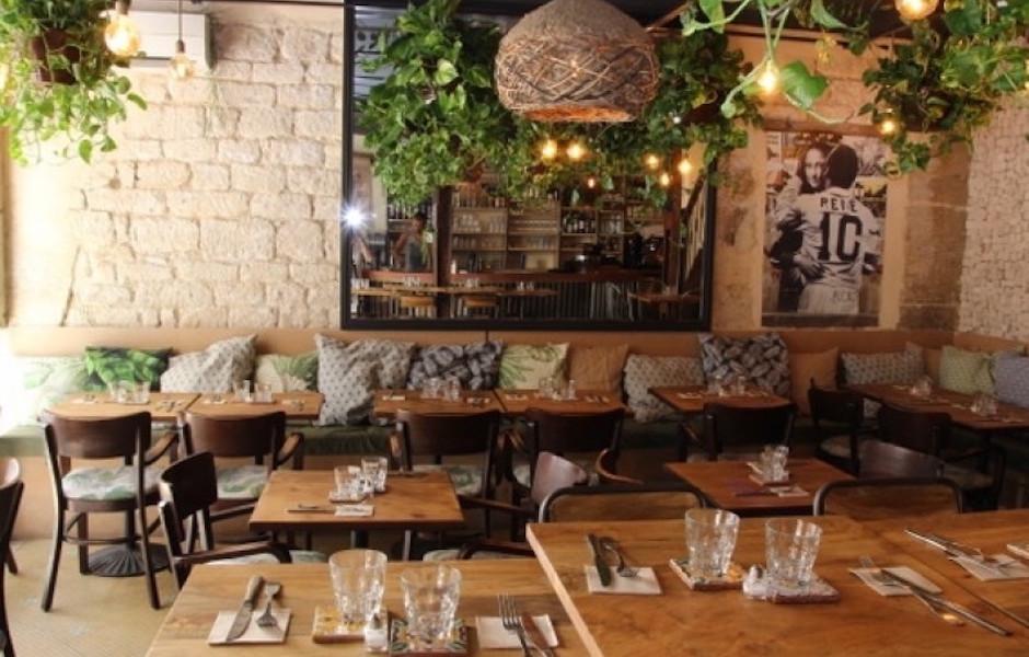 salle - Restaurant Boteco - le Brésil ultra tendance