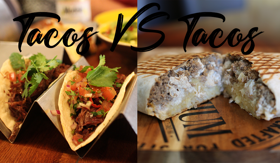 fight - Les tacos les nouveaux tacos - Food Fight - Tacos vs Tacos