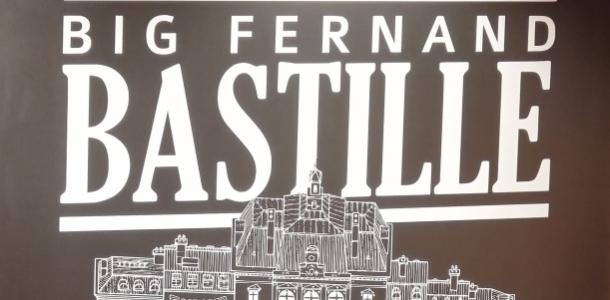Big Fernand prend la Bastille d'assaut - Lancement nouveau restaurant