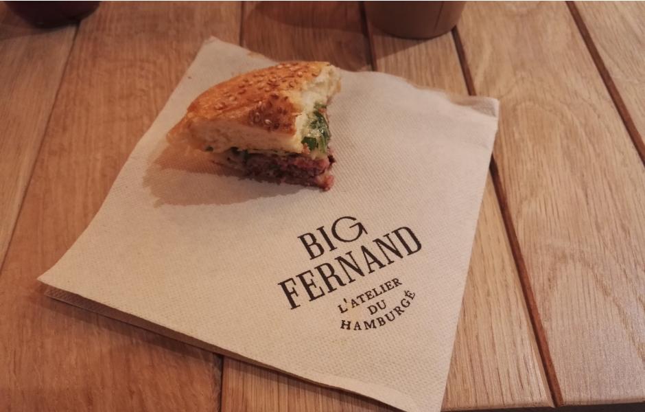 Big Fernand prend la Bastille d'assaut - Le Big Fernand