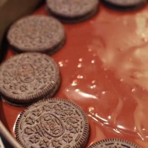 dessert cook expert - Cheesecake Oreo