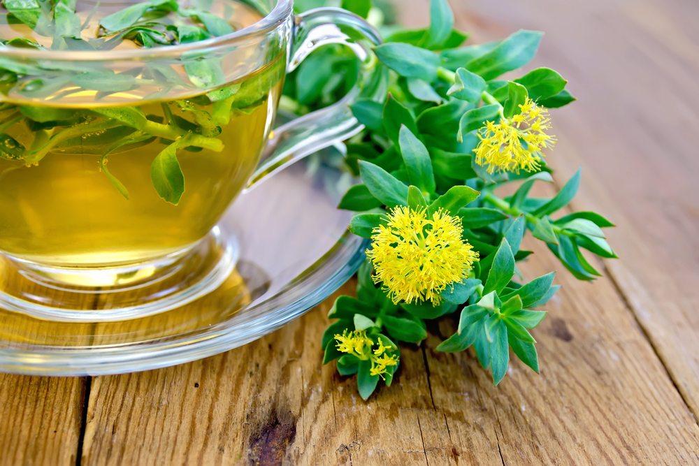 Tisane Plantes Rhodiole - Tendances food de quoi va-t-on parler en 2019?