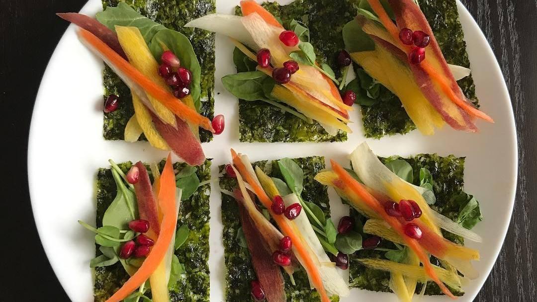 algues - Tendances food de quoi va-t-on parler en 2019?