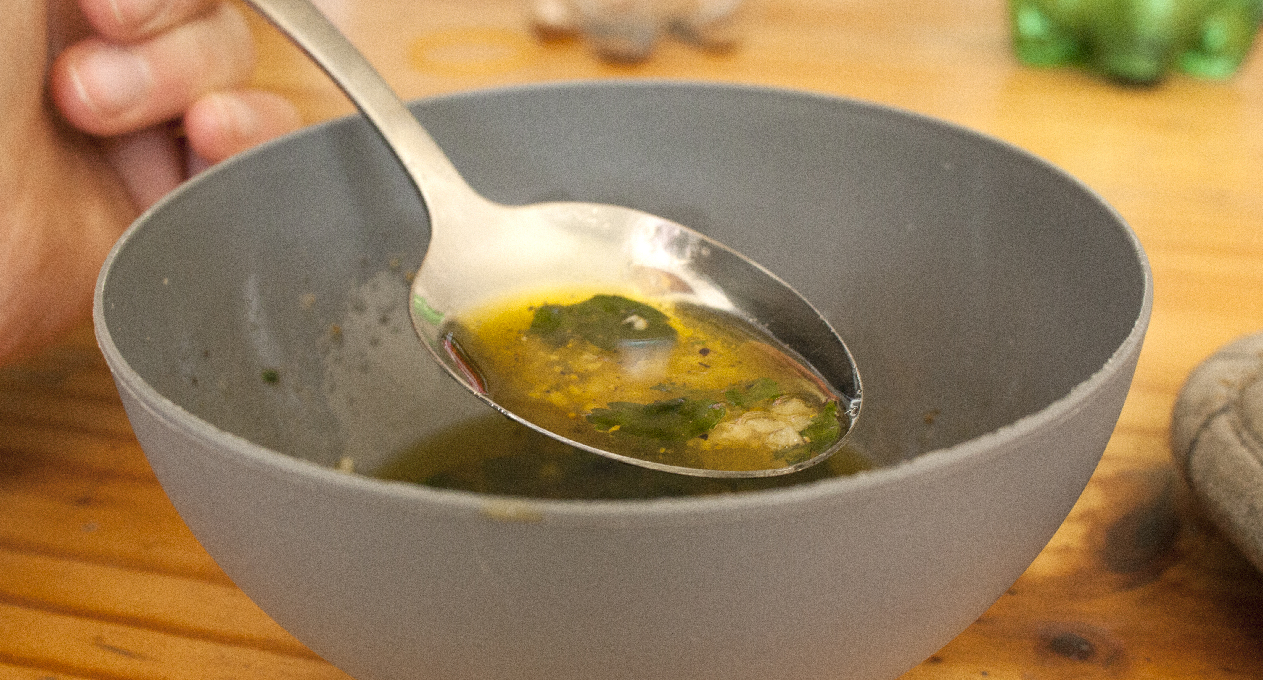 vinaigrette - bowl ensoleille