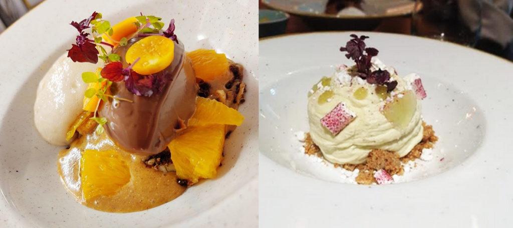 Restaurant Inka - Dessert