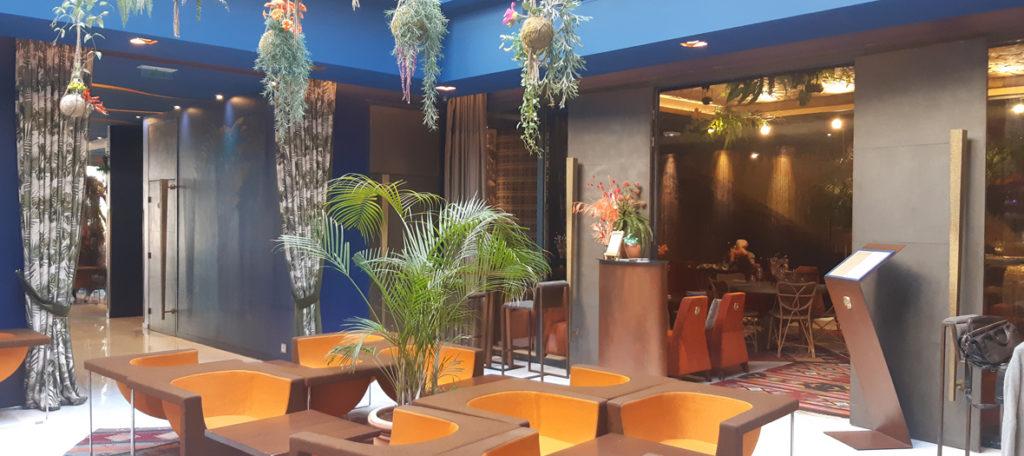 Restaurant Inka Intérieur lumière