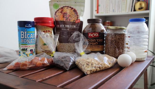 cookies-choco-thini-les-ingredients