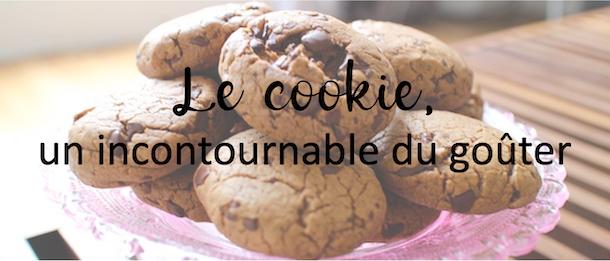 le-cookie-un-incontournable-du-goûter