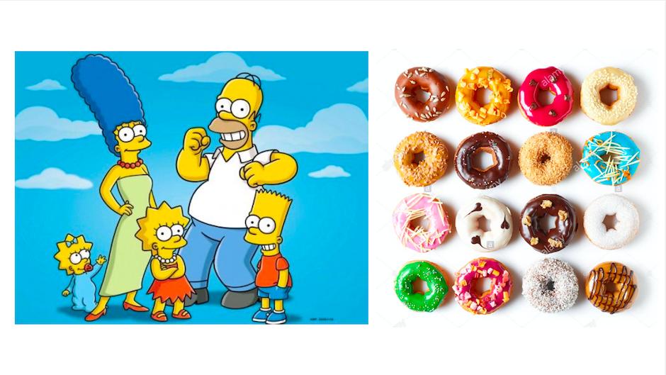 les-simpson-et-leurs-donuts